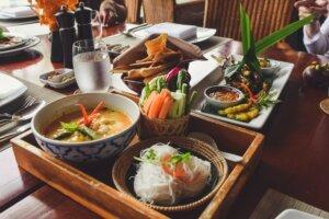foreign cuisine