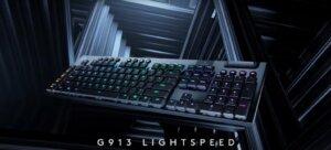 Logitech-G913